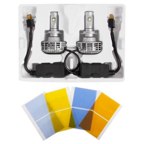 Набор светодиодного головного света UP-6HL (H7, 3000 лм, совместим с CAN-шиной) Превью 1
