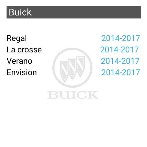 Беспроводной CarPlay и Android Auto адаптер для GM Buick Regal/La crosse/Verano/Envision 2014-2017 г.в. Превью 1