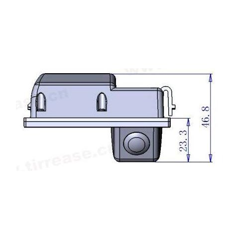 Car Rear View Camera for Land Rover Freelander Preview 4