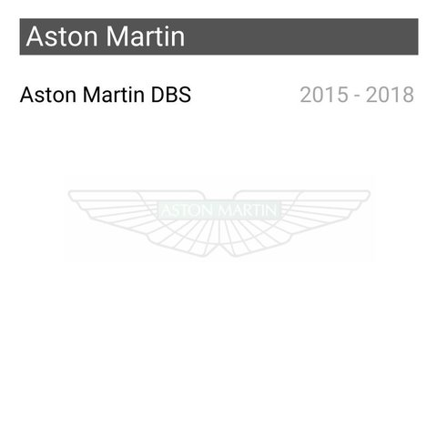 Wireless CarPlay and Android Auto Adapter for Aston Martin 2015-2018 Preview 1