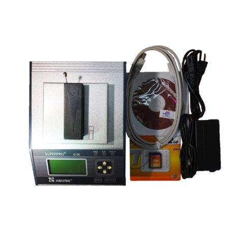 Універcальний USB програматор Xeltek SuperPro 6100N - Перегляд 4