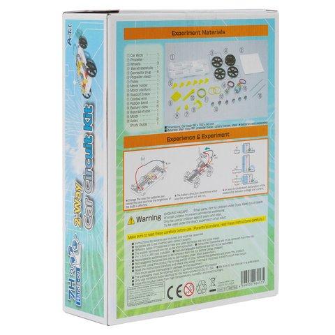 STEAM-конструктор Artec Электромобиль: параллельные и последовательные соединения - /*Photo|product*/