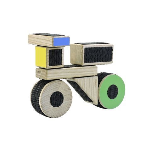Конструктор COKO Строительные кубики 14 Превью 8