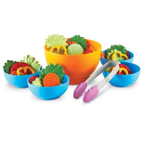 Ігровий набір Learning Resources Овочевий салат Прев'ю 1