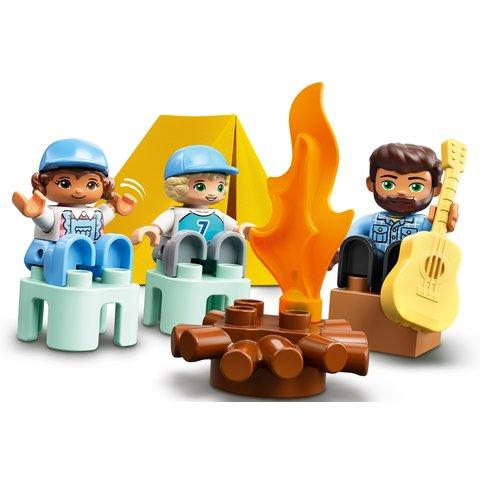 Конструктор LEGO DUPLO Семейное приключение на микроавтобусе 10946 Превью 5