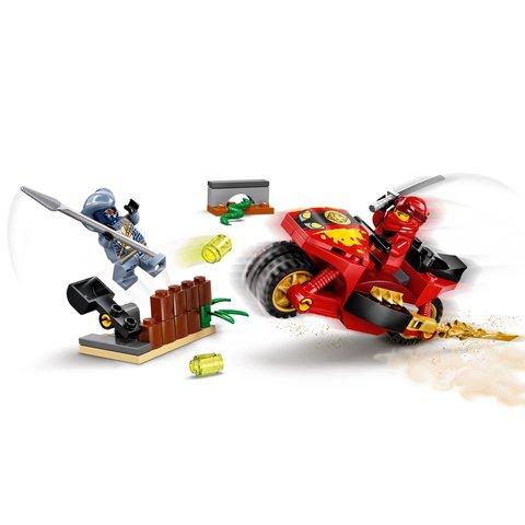 Конструктор LEGO NINJAGO Мотоцикл с мечами Кая 71734 Превью 3