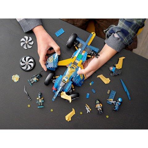 Конструктор LEGO NINJAGO Спидер-амфибия ниндзя 71752 Превью 10